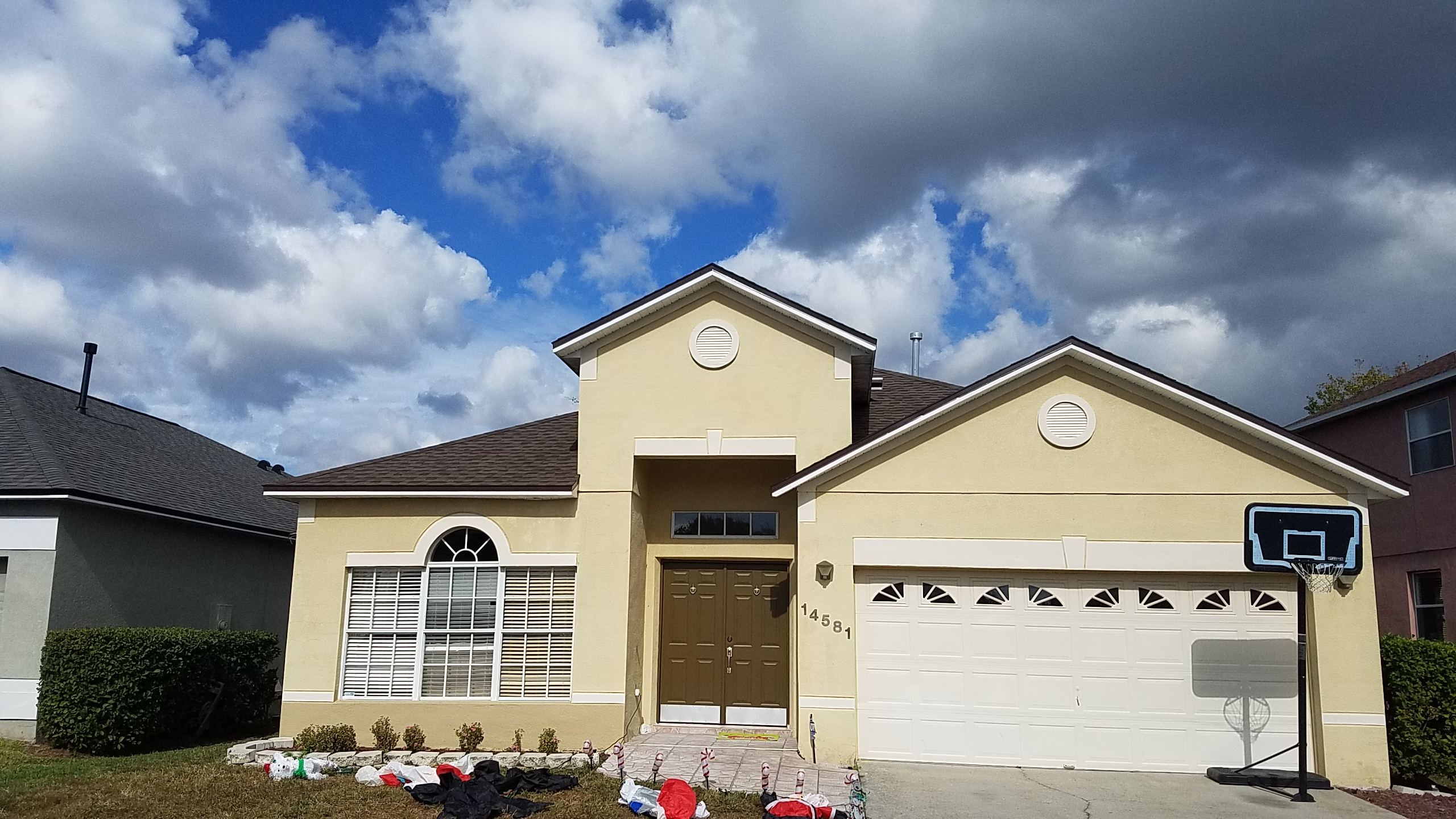 Orlando Home with Roof Repairs