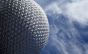 Epcot Center in Orlando, FL