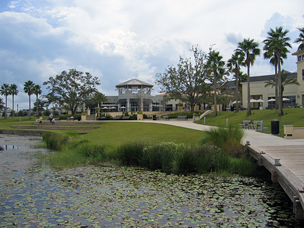 Baldwin Park Lake