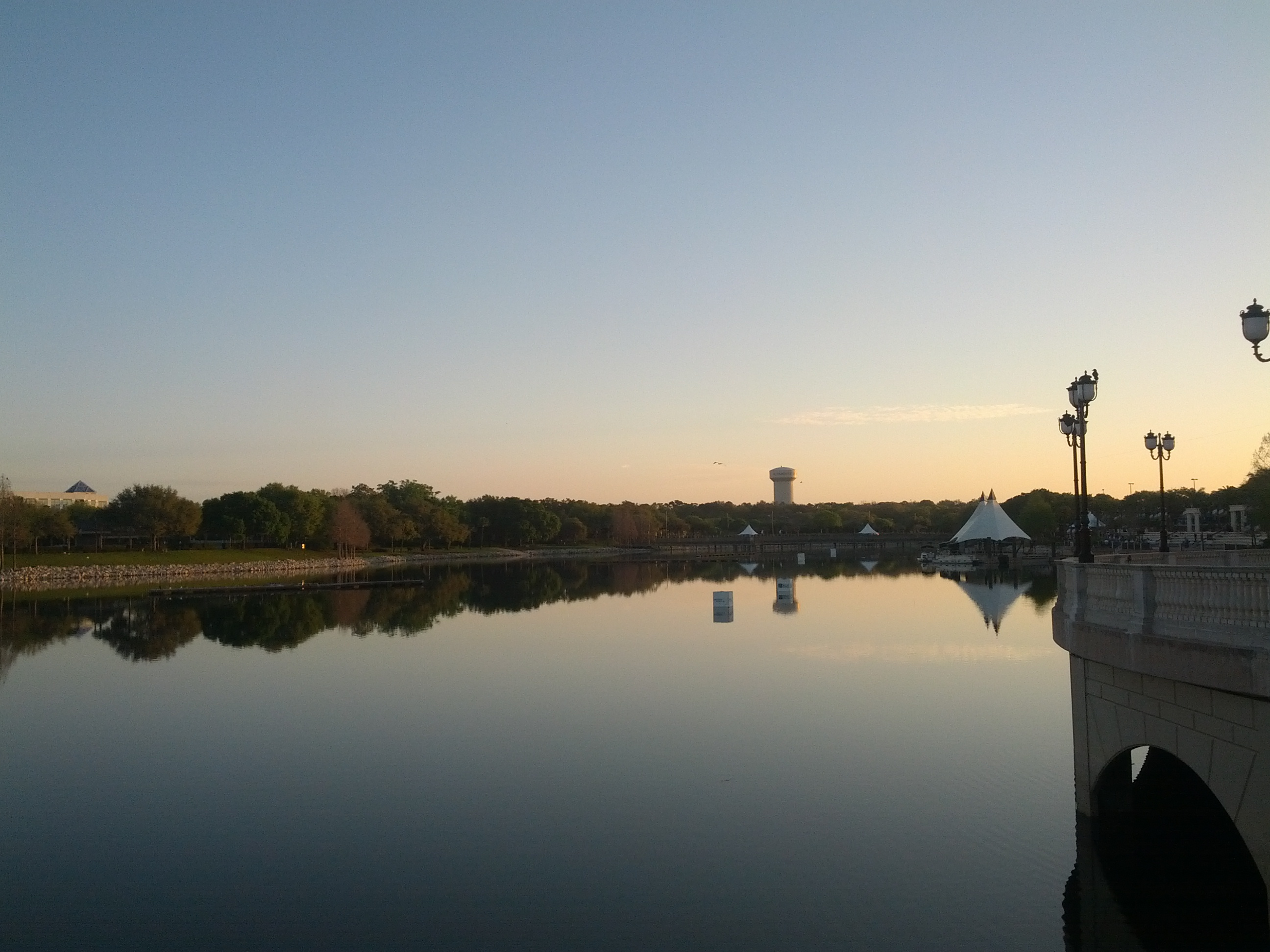 Lac of Cranes Roost Park