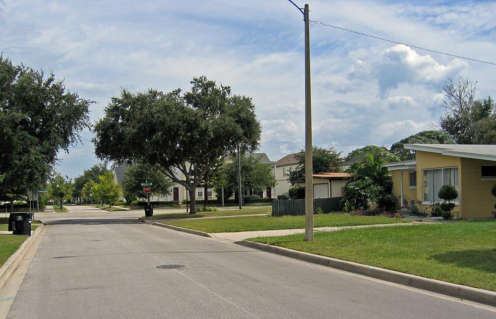 Baldwin Park Street